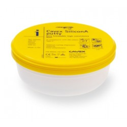 Cavex SiliconA Soft Putty (žltá) 500ml