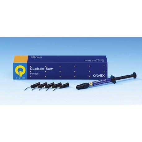 Quadrant flow A3,5 striekačka +5 násadcov 1,8g/1ml
