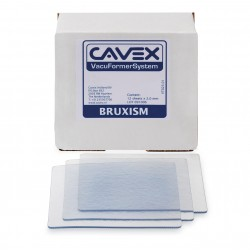 Cavex Bruxism 2,0 mm,  25 ks