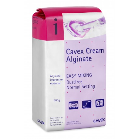 Cavex Alginate Cream